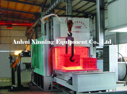 Industrial Quenching & Tempering Electric Furnace