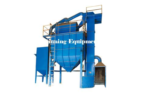 Casting Sand Recycling Machine